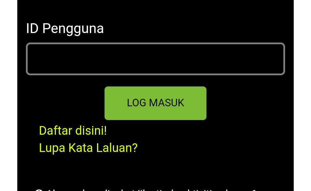 Semakan Tawaran Haji Tahun 2021 Online My Panduan