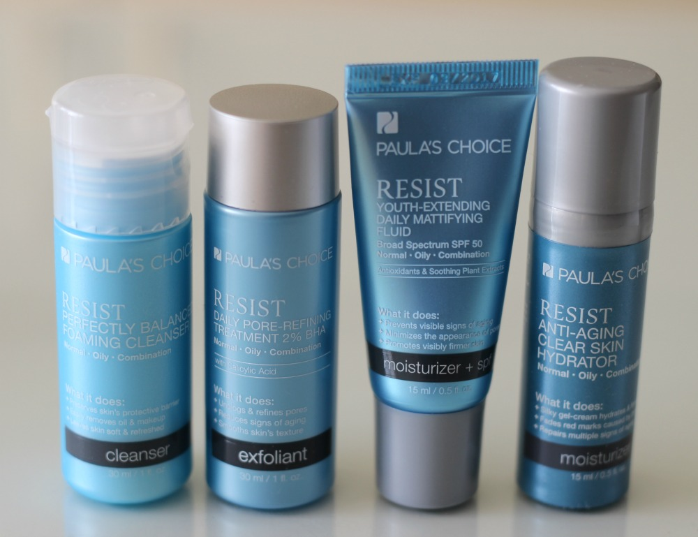 Paula's Choice Resist Travel Kit for Normal to Oily Skin
