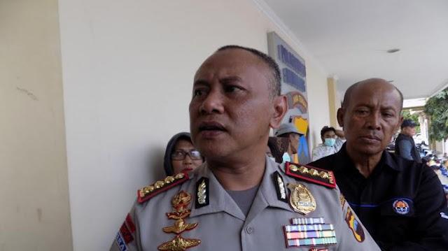 NGAWUR! Larang Aksi Tolak Perppu, Kapolrestabes Semarang: Demo Baru Diizinkan 2030