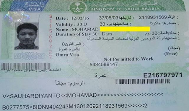 Mengurus Visa Umroh Langsung Ke Kedubes Saudi, Bisakah?