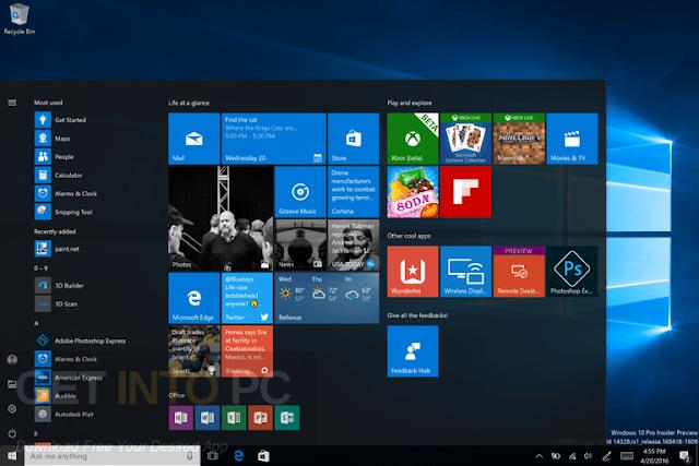 Windows 7, 8.1, 10 AIO