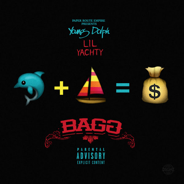 Young Dolph - Bagg (feat. Lil Yachty) - Single Cover