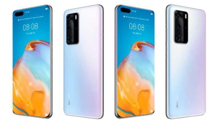 Huawei P40, P40 Pro, P40 Pro+ with 90Hz display