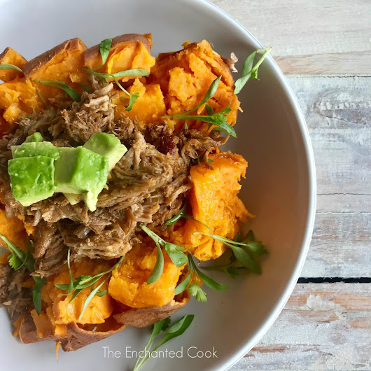Easy Two Ingredient Slow Cooker Carnitas