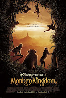 Monkey Kingdom (2015) online y gratis
