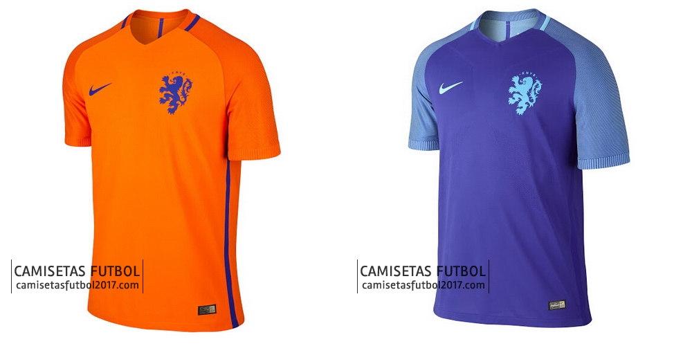 12ba6b82f2d9b Camiseta holanda eurocopa 2016. Las nuevas camisetas holandesas eurocopa  2016 cuenta con un diseño muy limpio.
