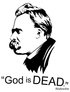 essays nietzsche god dead Learn more about the explanation of nietzsche's saying god is dead including further meanings and implications of the death of god.
