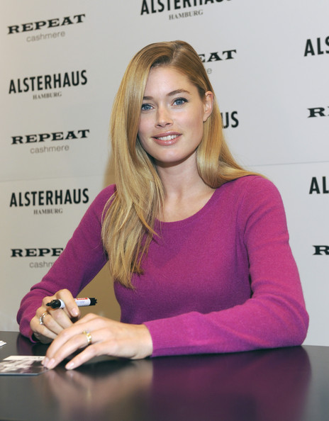 Doutzen Kroes Images October 2012l