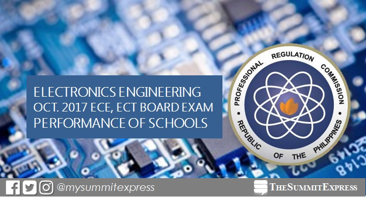 RESULTS: October 2017 ECE, ECT board exam Performance of Schools