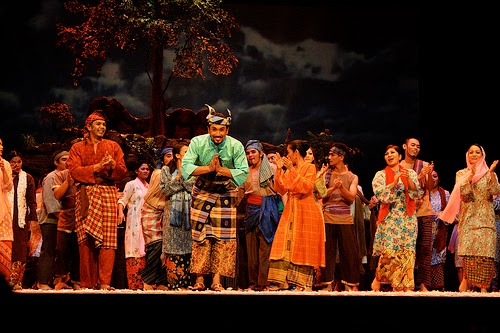 Malay Theatrical Performance, Malaysia Theatre,