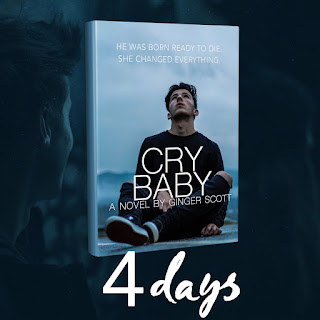 #PreOrderBlast ~ Cry Baby by Ginger Scott ~ #ComingSoon #YourNext5StarRead  @TheGingerScott  @wordsmithpublic