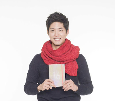 PARK BO GUM FOR OLIVE YOUNG - HEALTH & BEAUTY CF