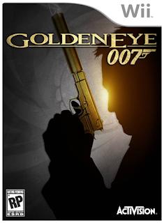 Portada del videojuego para la Wii, GoldenEye 007 (2010)