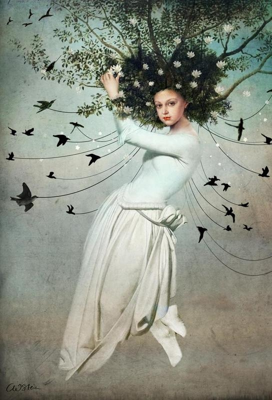 05-Fly-With-Me-Catrin-Welz-Stein-Collages-of-Illustrations-and-Photographs-Resulting-in-Surrealism