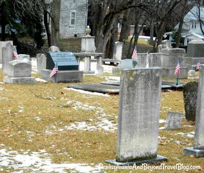 Paxton Church Cemetery in Harrisburg Pennsylvania