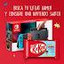 Date un respiro con Kit Kat
