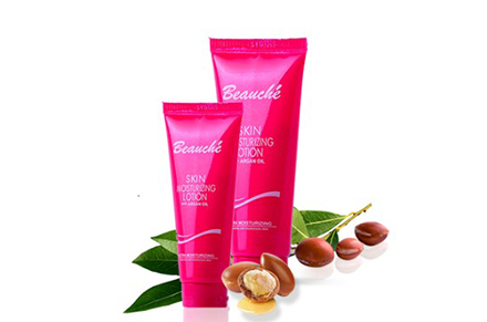 Beauché Skin Moisturizing Lotion with Argan Oil
