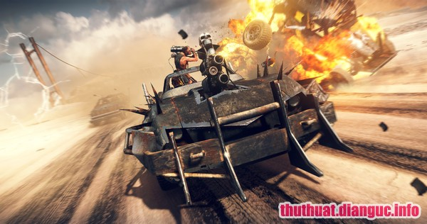 Mad Max CPY FSHARE 4SHARE DOWNLOAD FULL CRACK, Tải Game Mad Max , Tải game Mad Max full crack miễn phí, Mad Max Crack Free Download For PC
