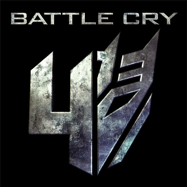 Imagine Dragons - Battle Cry - Single Cover