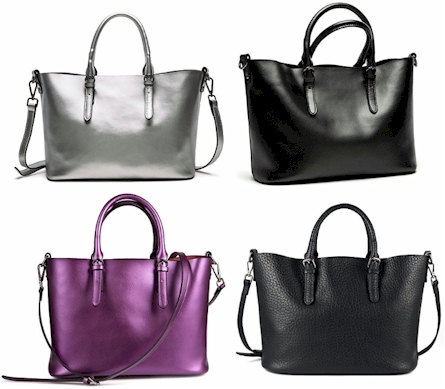 website for discount classic style of 2019 arrives Daily Cheapskate: 20% off Kattee Leather Handbags and Canvas ...