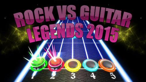 Games Rock vs guitar legends Android