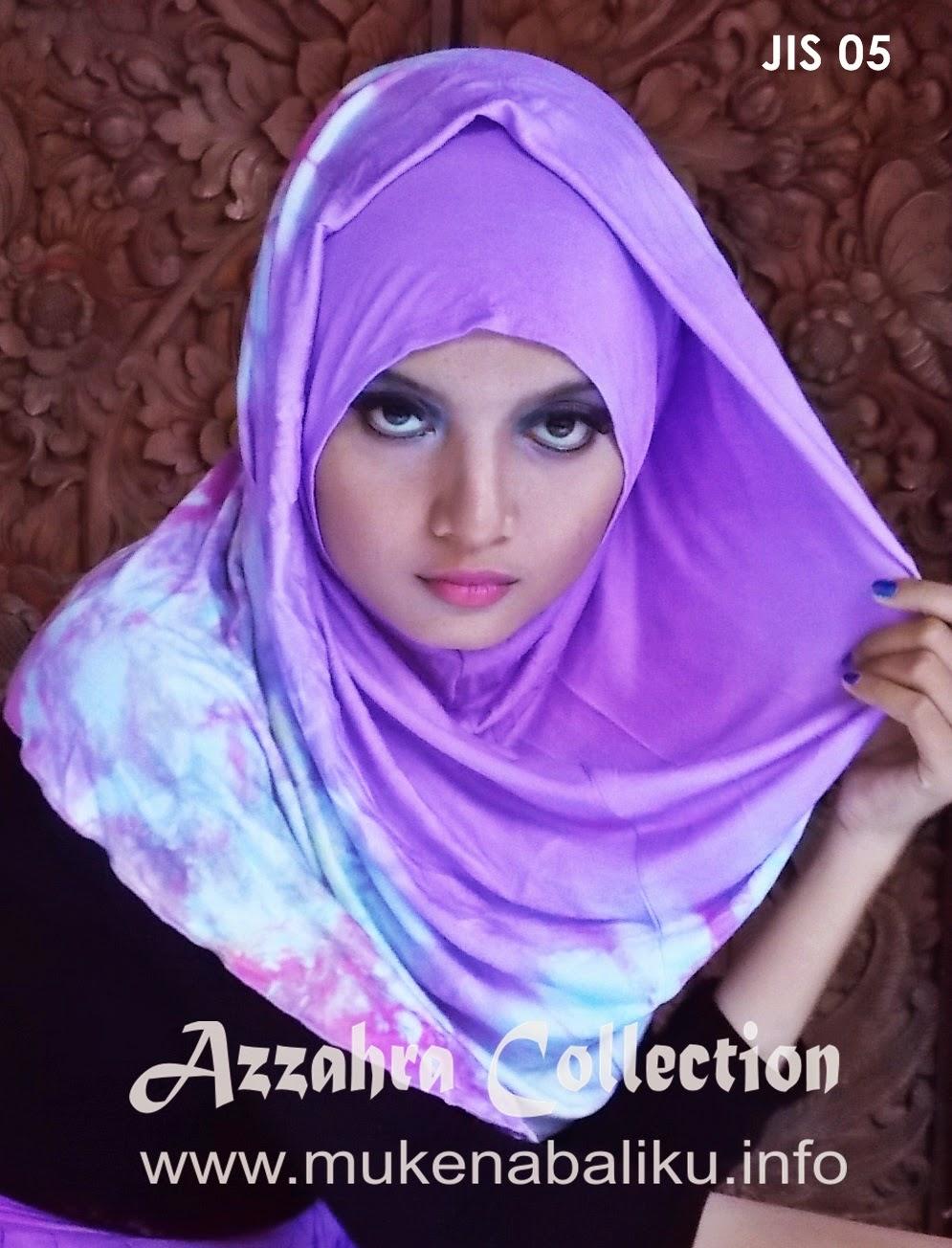 Jilbab Instan  Pelangi