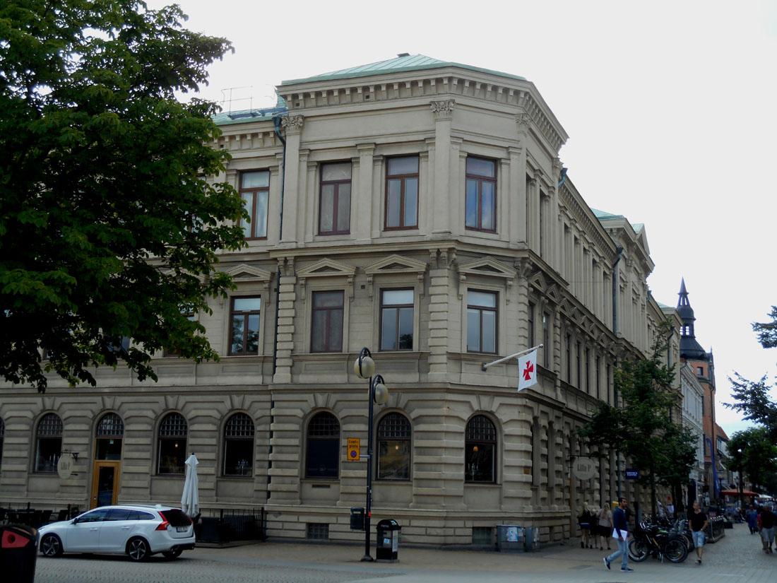 Angolo con Västra Storgatan