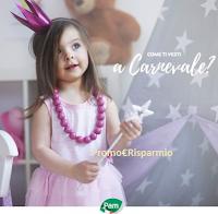 Logo Pam Panorama: vinci gratis buoni spesa da 25€