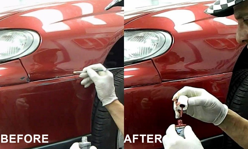Tricks To Repair Your Car Paint Peel Off In A Few Steps