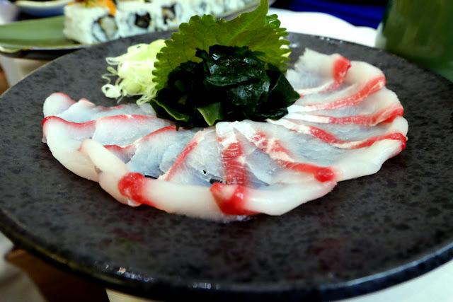 menu baru di sushi tei