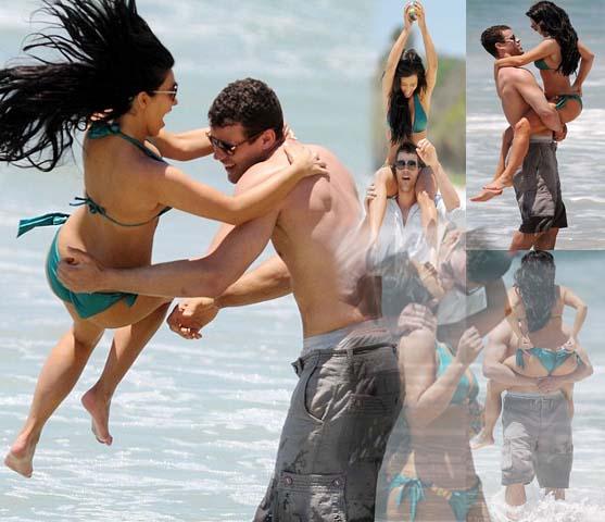 Hollywood Trendy: Kris Humphries and Kim Kardashian ...