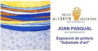 Joan Pasqual - Substrats d'art