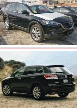 Untitled - PHOTOS: Vector acquires MAZDA CX9 SUV