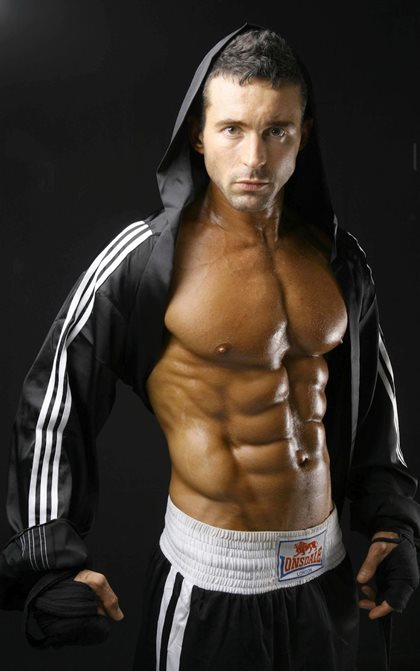 James Alexander-Ellis, Up Close Sexy Fitness Male Models Videos