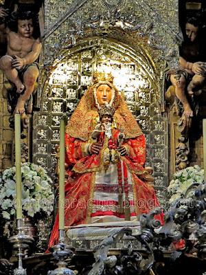 Nuestra Señora de los Reyes - Anónimo siglo XIII - Gótico - Catedral de Sevilla