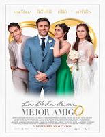 Poster de La boda de mi mejor amigo