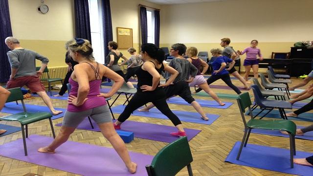 Iyenger Yoga  Poses, Asanas & Sequences | B.K.S Yoga Journal Classes