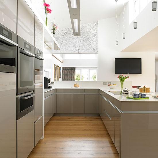 47 Modern Kitchen Design Ideas Cabinet Pictures: AZ Home Design