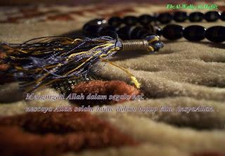 Menjaga Allah dan Mencontohi Akhlak Rasulullah s.a.w.