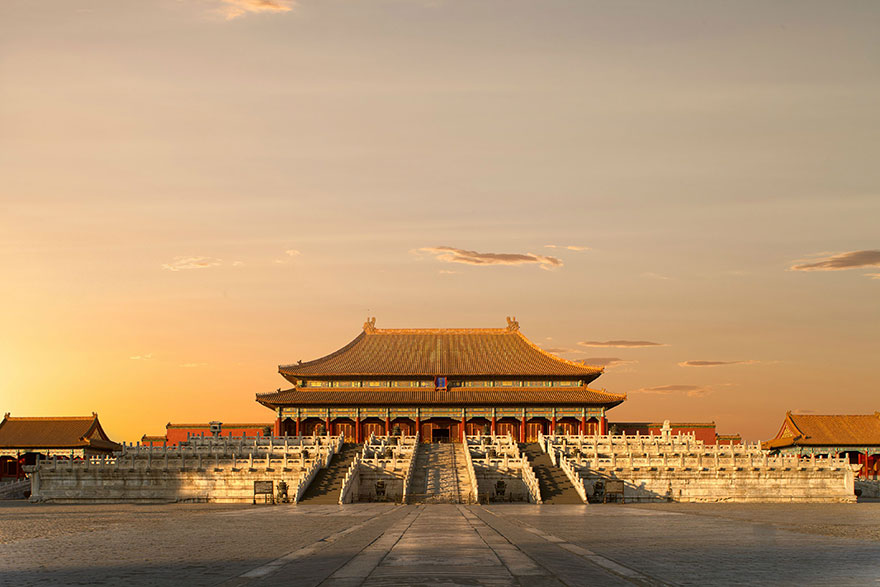Travel Expectations Vs Reality (20+ Pics) - Visiting The Forbidden City In Beijing, China
