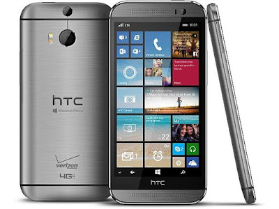 HTC One (M8) for Windows Specifications - Inetvesal