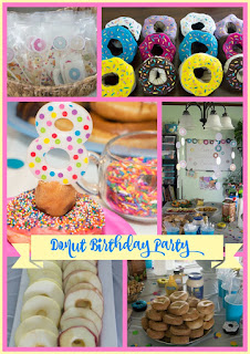 How to Throw a Delicious, Delightful Donut Party