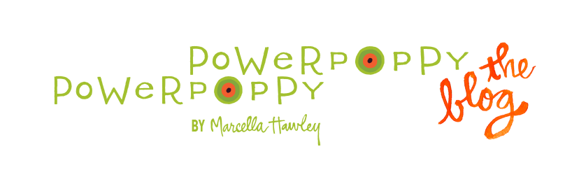 Power Poppy - The Blog
