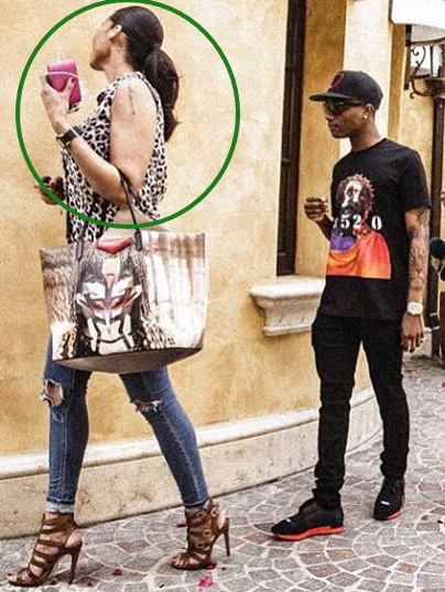 Image result for wizkid baby mamas naijagists