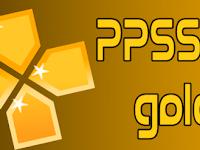 Download Gratis PPSSPP Gold v1.3.0.1 Apk Terbaru