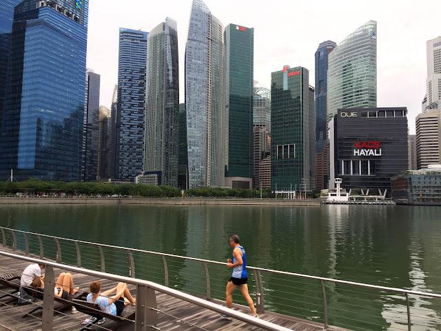 Singapur seyahat