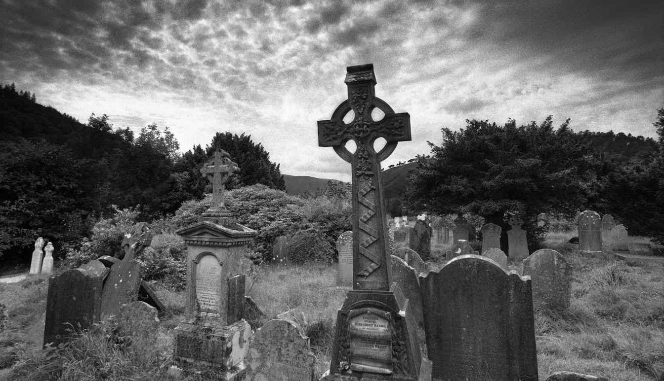 Cementerio y sucesion mortis causa