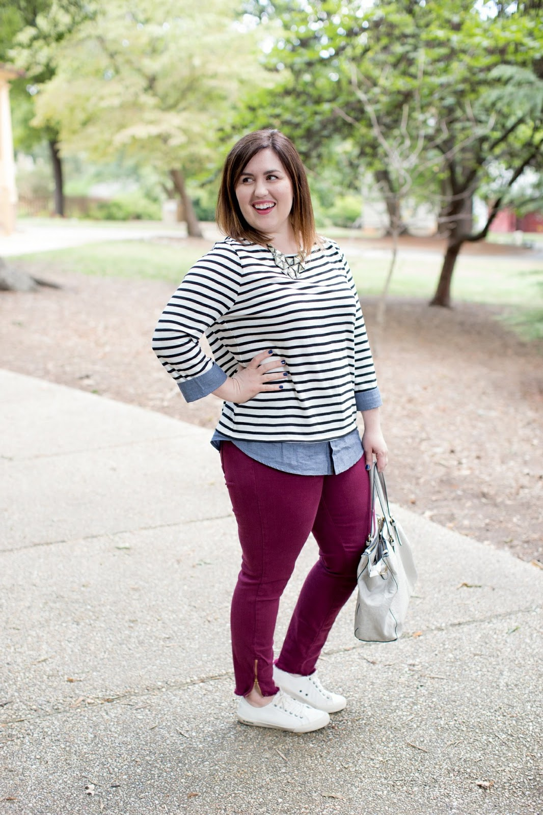Popular North Carolina style blogger Rebecca Lately shares her favorite items from Stitch Fix. Clear here to see what she loves now!