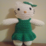 PATRON GRATIS HELLO KITTY AMIGURUMI 23036