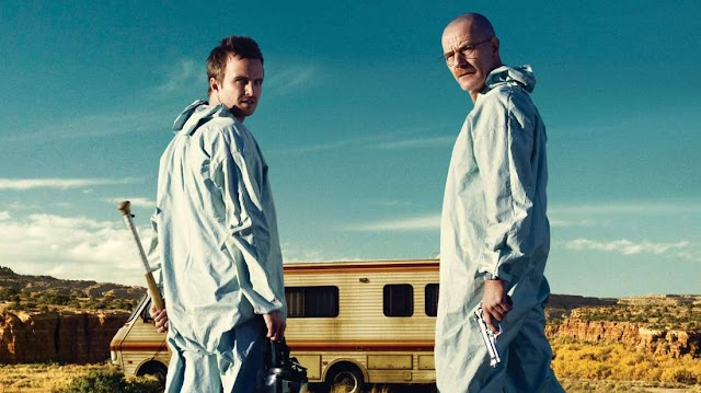 BREAKING BAD VAI VIRAR FILME